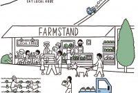 EAT LOCAL KOBE FARMSTAND オープン